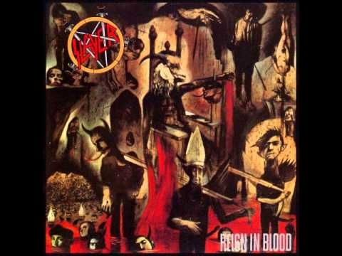 Slayer Reign In Blood Remastered HD