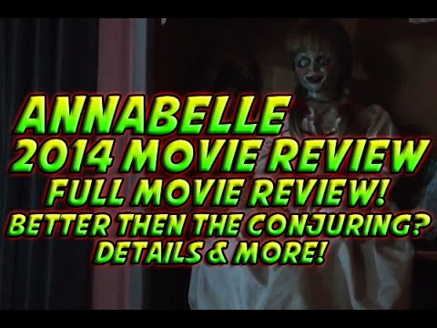 Annabelle 2014 movie review full movie review youtube