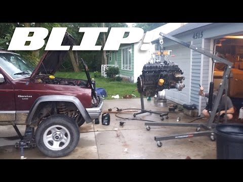 Heres What Happened When I Put A 120 Craigslist Engine Into My Jeep