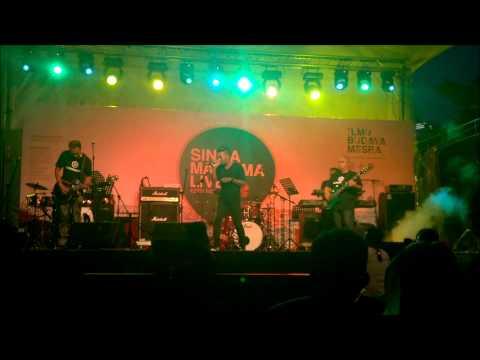 Audionauts - Maha Bisa Rahsia (Singa Maksima LIVE - Edisi Nusantara)