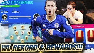 FIFA 19: RTG WEEKEND LEAGUE REKORD!! FUT CHAMPIONS REWARDS 🔥🔥 FIFA 19 Road to Glory Ultimate Team