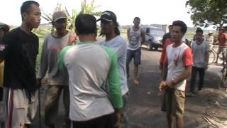 kisruh warga dan petani tentang penolakan penambangan pasir di bantaran kali progo galur kulon progo