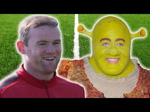Top 10 Football Lookalikes