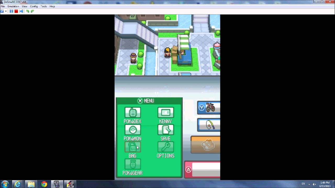 Pokemon Soul Silver Heart Gold How To Get 900 Rare