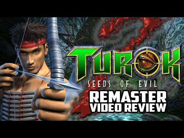 Руководство запуска: Turok 2 Seeds of Evil (Remastered) по сети
