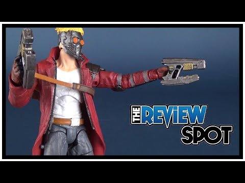 Toy Spot   Diamond Select Guardians of the Galaxy Disney Store Excl. Star Lord Figure