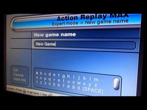How to Use: Action Replay MAX for PlayStation 2