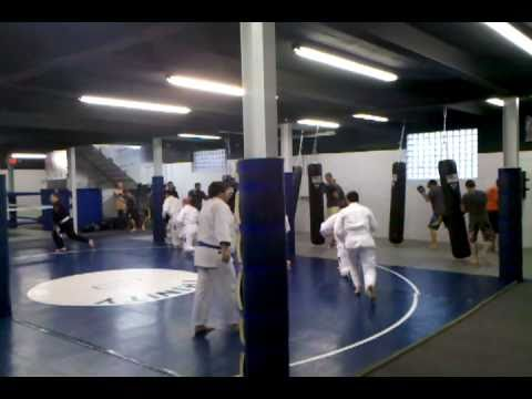 BJJ & Boxing Warm-Up | April 2011 | Pennsylvania Combat Sports