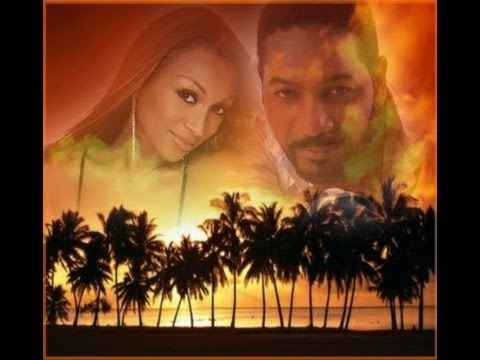 Keith Washington & Chante Moore - I Love You (Video) HD
