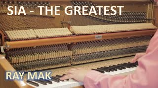 Sia - The Greatest Piano by Ray Mak