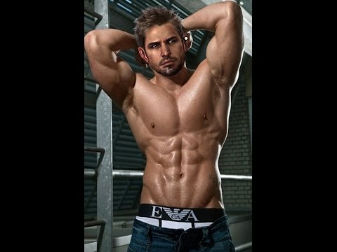 Hot Sexy Chris Redfield - Resident Evil 5&6 Fan arts