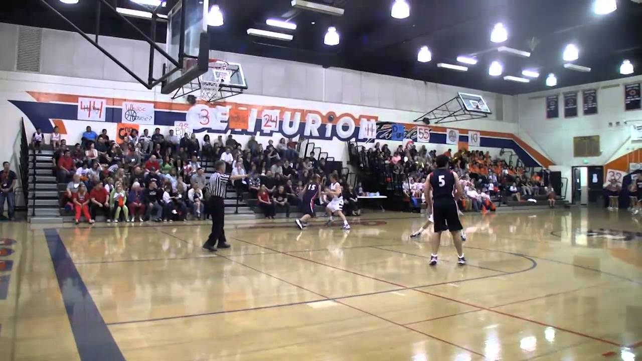 Cypress High School Basketball Reel Cypress High School