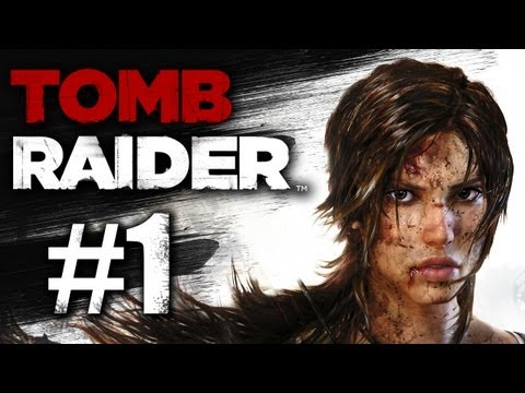 Tomb Raider (2013) - Gameplay Walkthrough Part 1 - Intro (XBOX 360/PS3/PC)