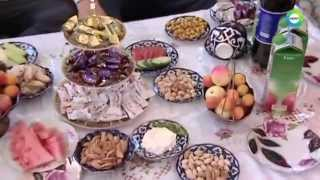 Фестиваль плова в Таджикистане