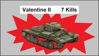 Valentine II - Raseiniai Hero - World of Tanks Blitz