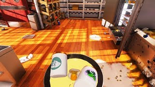 I'm a Chef That Forces Customers to Eat Garbage - Cooking Simulator