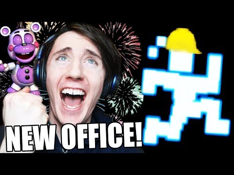 """A NEW OFFICE IS COMING!!! 