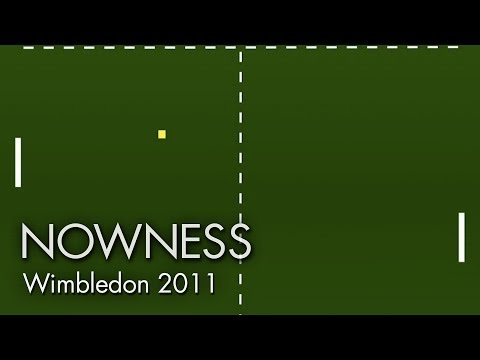 Wimbledon 2011 by NOWNESS