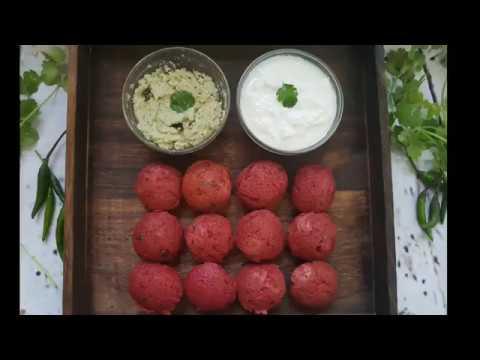 Beetroot Appe - Healthy Breakfast/Tiffin Recipe | Quick Recipe