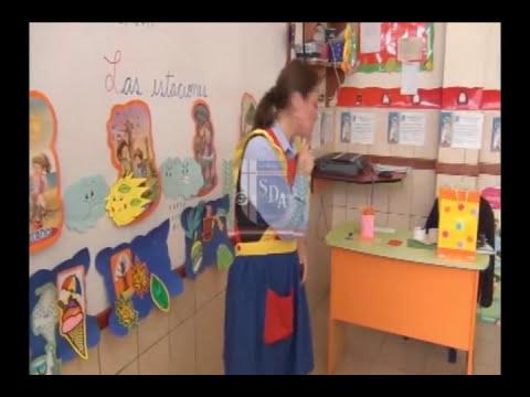 Clase Modelo Educación Nivel  Inicial