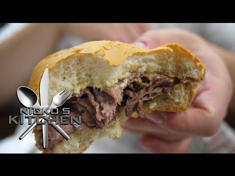ROAST BEEF ROLL – VIDEO RECIPE