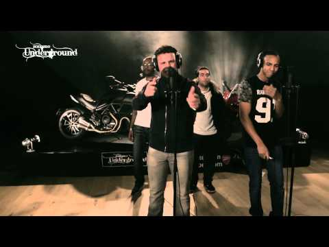 Rakimster & Sam J´taime Spitsessie CC Zonamo Underground