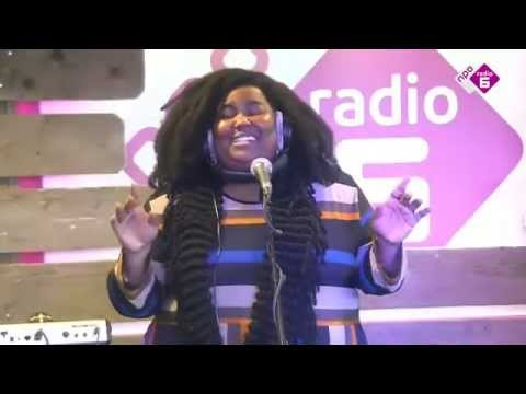 Tameka 'Big Baby' Goodman on Radio 6 in The Netherlands