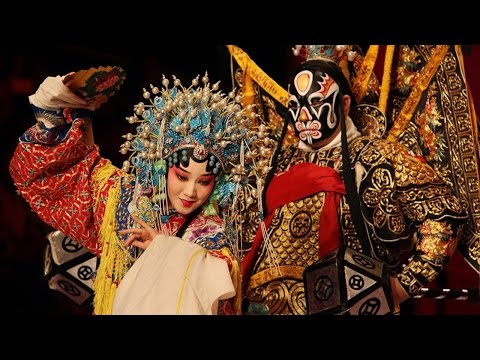 Hello China - Beijing Opera video