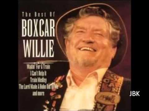 BoxCar Willie - The Day Elvis Died