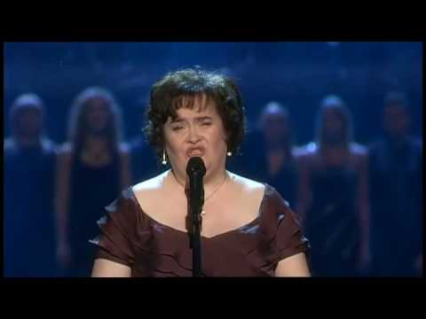 Susan Boyle - I dreamed A Dream 2010 Music Videos