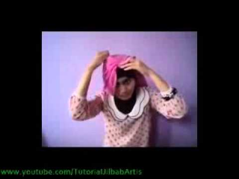 Tutorial Jilbab New - #4 HIJAB TUTORIAL EZTI NUZULIA RYBBFON MODIFIED