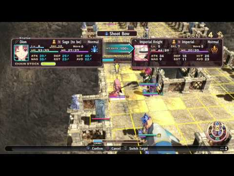 Tears To Tiara Ii: Heir Of The Overlord - 28 Minutes Of Gameplay video