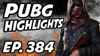 PUBG Daily Highlights | Ep. 384 | DrDisRespectLIVE, shroud, chocoTaco, Narwhal_Dave, BreaK