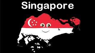 Singapore Geography/Singapore City State and Country