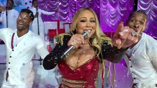 Mariah Carey All I Want For Christmas Is You Live From Europe