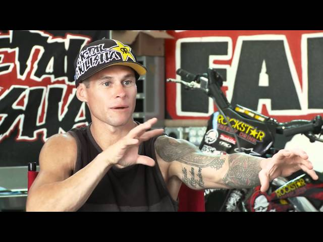 Metal Mulisha Founder, X Games champ Brian Deegan