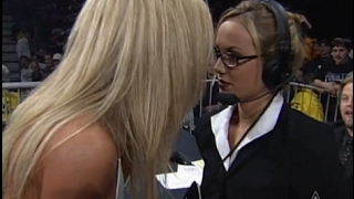 (720pHD): WCW Nitro 03/13/00 - Billy Kidman (with Torrie Wilson) & Booker T vs. Lane & Rave