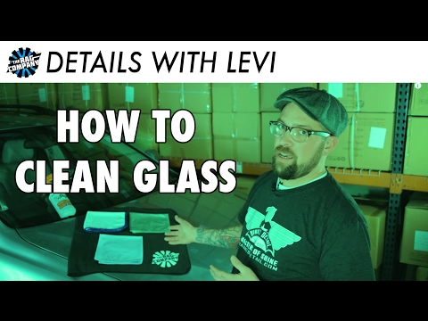 How to Clean Glass and Windows