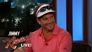 Will Arnett & Jimmy Kimmel Fight About Who is Batman