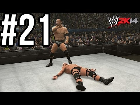 Wwe 2k14 - The Rock Vs. Stone Cold (wrestlemania 17) | 30 Years Of Wm - Attitude Era Ending video
