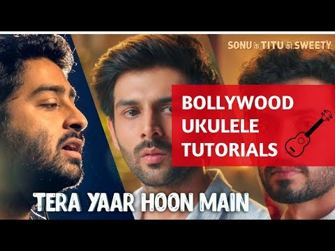 Download Lagu  Tera Yaar Hoon Main | Arijit Singh | Ukulele TutorialHINDI Mp3 Free