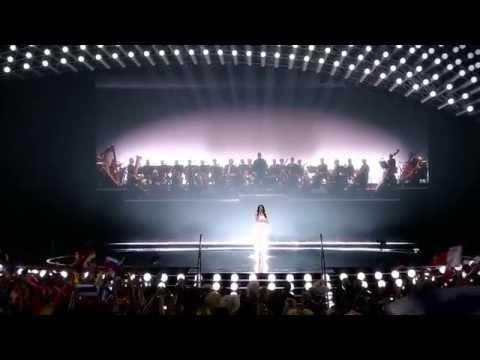 Opening Act  ESC 2015 Conchita Wurst - Rise Like A Phoenix ( 1. Semi Final)