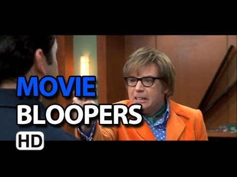 Austin Powers in Goldmember (2002) Bloopers Outtakes Gag Reel Synopsis: Upon learning that his father has been kidnapped, Austin Powers must travel to 1975 a...