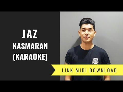 Jaz - Kasmaran (Karaoke/Midi Download)