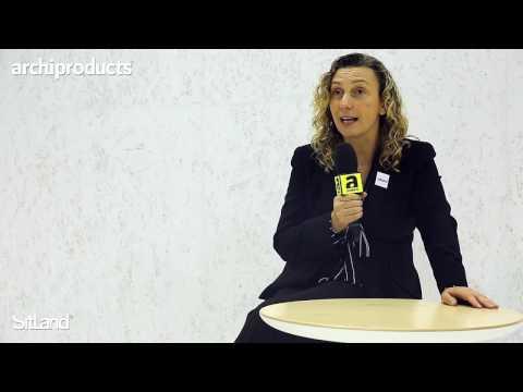 ORGATEC 2016 | Sitland - Lina Bevilacqua