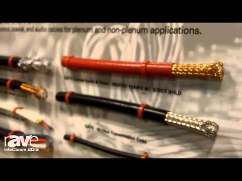 InfoComm 2015: Southwire Previews the Tappan and Signal Brand Electronic Cables