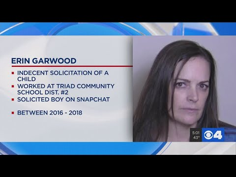Former Metro East Teacher Charged With Asking Male Student For Sex - Charges Say