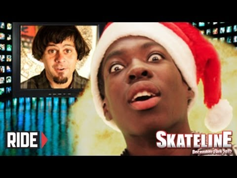 SKATELINE - Holiday Edition with Enjoi, Cliche, David Gonzalez, and More!