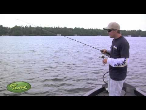 Walleye Fishing Tips - Jigging
