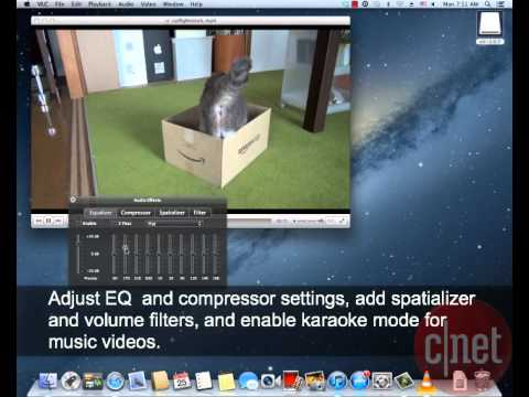 VLC Media Player - Play A/V files without the additional codecs - Download Video Previews